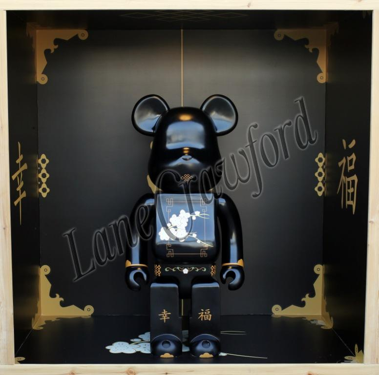 9603f101 ... Harbour City teams up with 37 international fashion brands to  contribute to the Hong Kong's largest-ever BE@RBRICK fashion-art group  exhibition ...